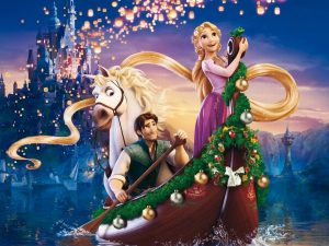 Beautiful Tangled Wallpaper